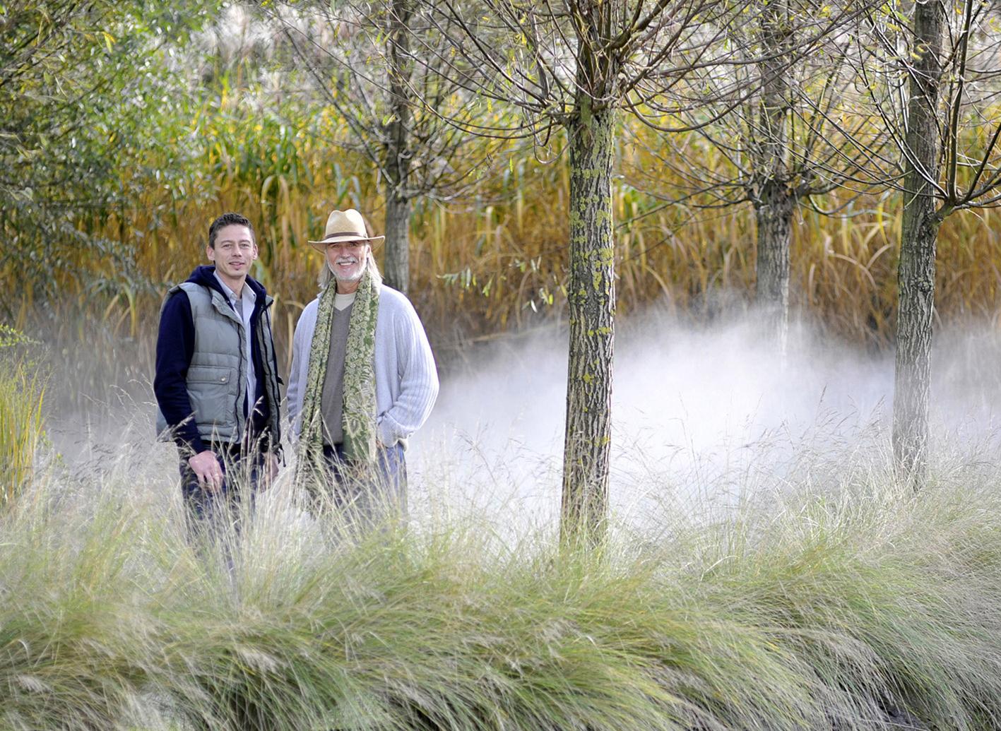 Galerie peter janke gartenkonzepte for Peter janke design mit pflanzen