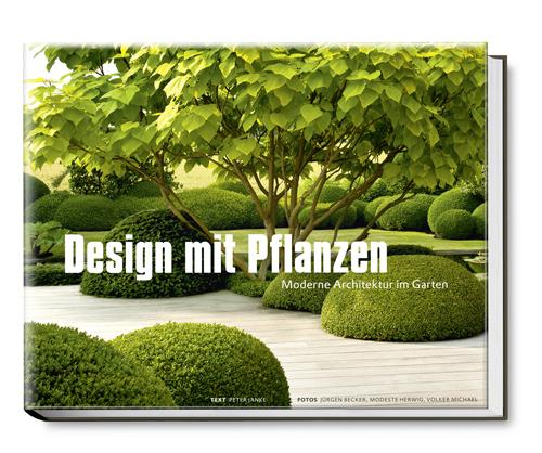Buchcover: Design mit Pflanzen