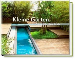 Buchcover: Kleine Gärten.