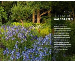Frühling im Waldgarten